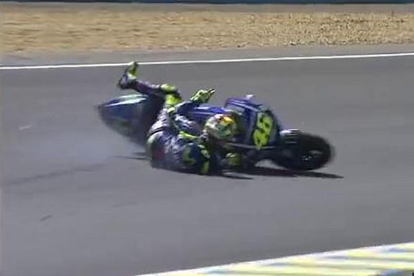 MotoGP: Vinales a bajnoki pontverseny élén, Rossi már csak harmadik...