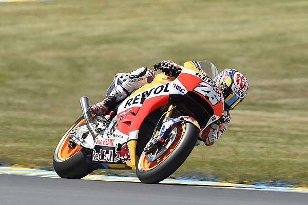 MotoGP Nieuws Honda en Aprilia naast Ducati actief tijdens MotoGP-test Barcelona