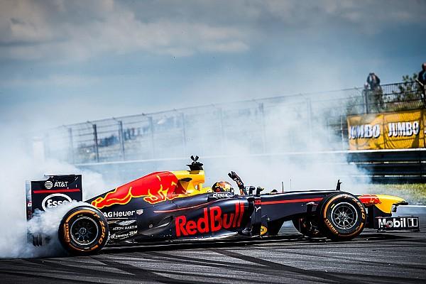 Formule 1 Special feature Fotoverslag: Alle hoogtepunten van Jumbo Racedagen 'driven by Max Verstappen'