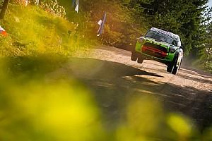 WRC Важливі новини Українська команда на Ралі Фінляндія: одна помилка перекреслила все