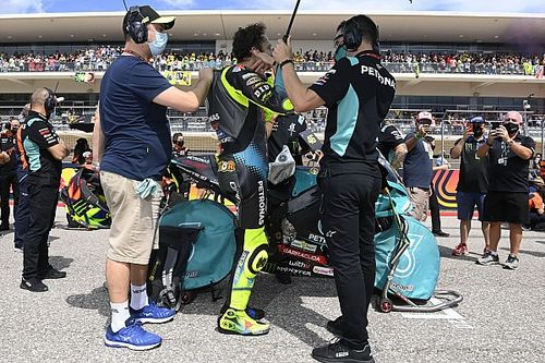 """""""Rossi quiere rodar con la MotoGP dos veces al año"""""""