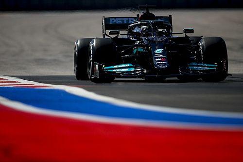 """Hamilton buscará """"sacar provecho"""" de la sanción de Verstappen en Sochi"""