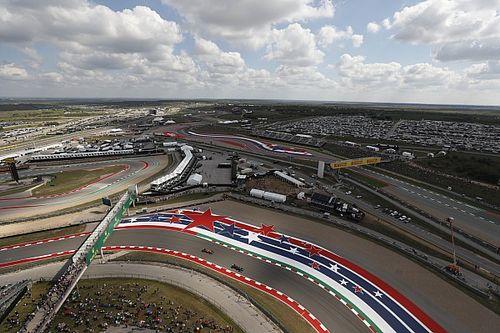 Jadwal F1 GP Amerika Serikat 2021 Hari Ini