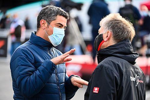 """ماسي: على الفورمولا واحد """"الفخر"""" بأول نهاية أسبوع سباق قصير في البطولة"""