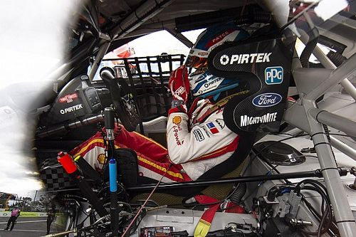 McLaughlin urges Supercars to listen to fans on paddle shift