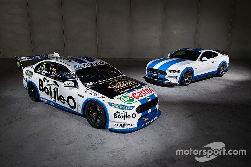 Tickford to run classic Ford look at Bathurst