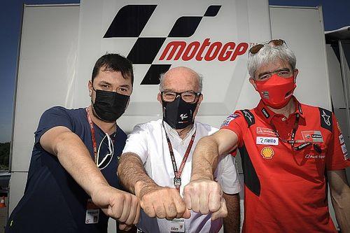VR46 y Ducati hacen oficial su acuerdo para correr juntos en MotoGP