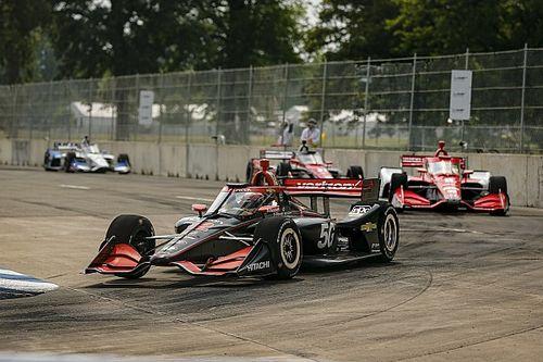 IndyCar explains controversial Detroit race control calls