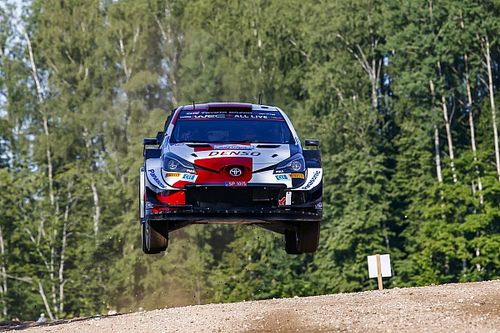 Ogier prêt à aider Toyota avec sa Yaris GR Rally1 pour 2022