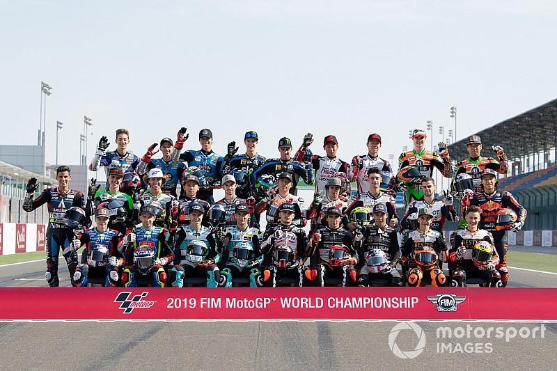 GALERI: Pembalap dan tim Moto3 2019