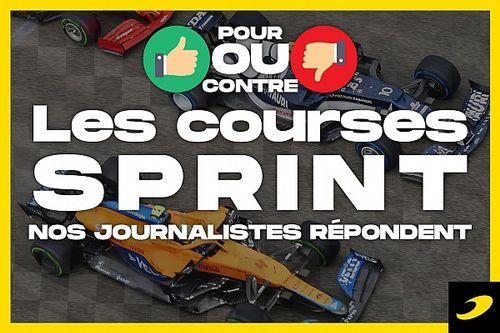Débat - Pour ou contre les courses sprint?