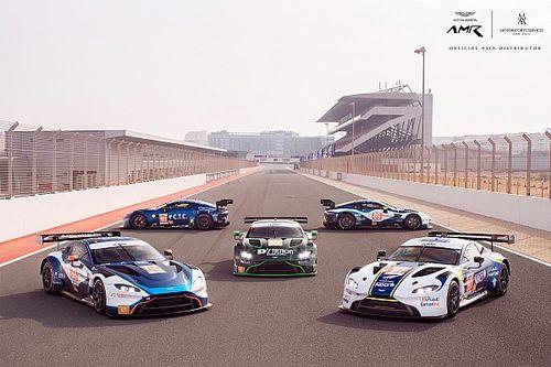 陈韦龙领衔MSAA与阿斯顿·马丁合作,成为Vantage GT赛车亚洲独家经销商