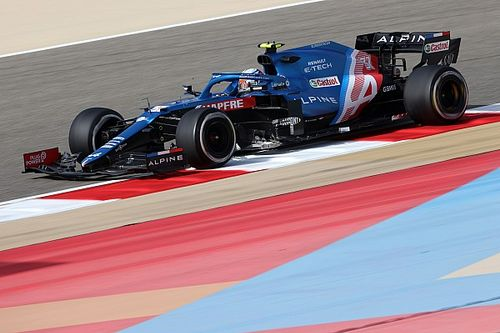 Alpine 'scared' itself in Bahrain GP with hot-weather struggles