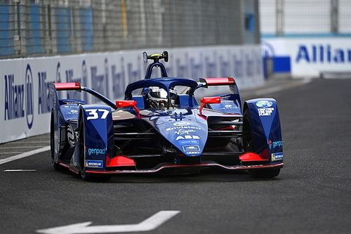 Formula E: Cassidy in pole nel secondo ePrix di Roma