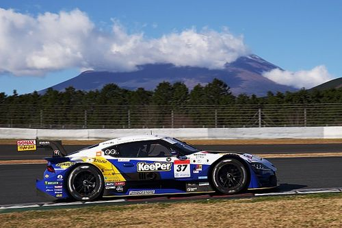 Fuji Super GT: TOM'S on pole for decider, Toyota dominates