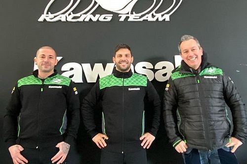 Michel Fabrizio Ramaikan Lagi World Supersport