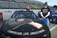 NASCAR, Bubba Wallace'ın garajından çıkan ilmiği inceliyor