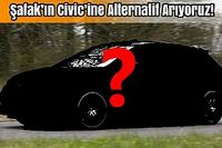 Honda Civic'e Alternatif Arıyoruz! | Araç Konfigüratörü