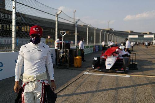 Massa, Formula E'ye dönmeyecek