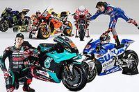 Toutes les MotoGP 2020 en photos