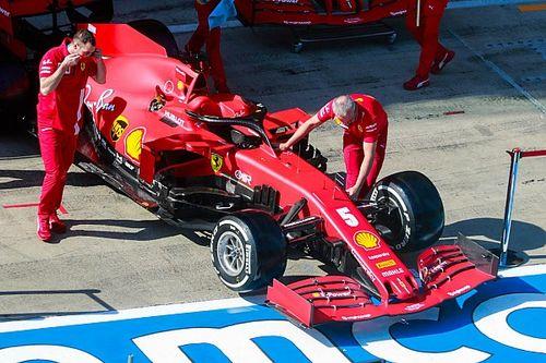 Ф1 подготовилась к отмене квалификации из-за дождя
