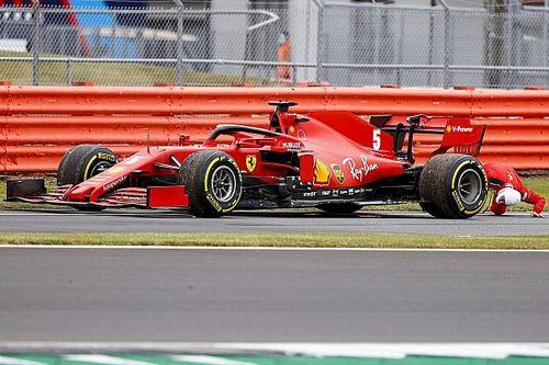 Ferrari: nuovo telaio per Vettel a Barcellona