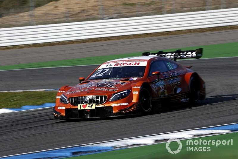 Hockenheim DTM: Auer on pole, Paffett closes on points lead