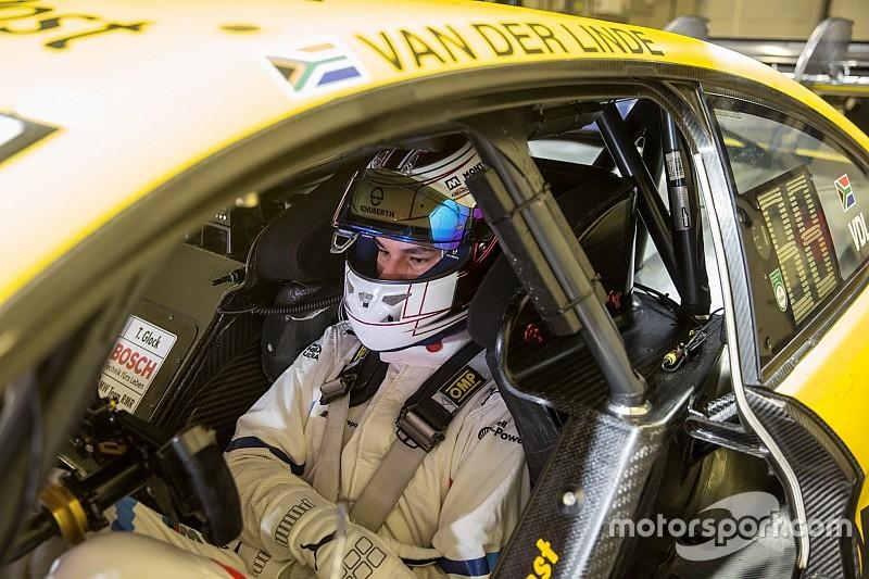 Van der Linde completeert DTM line-up BMW