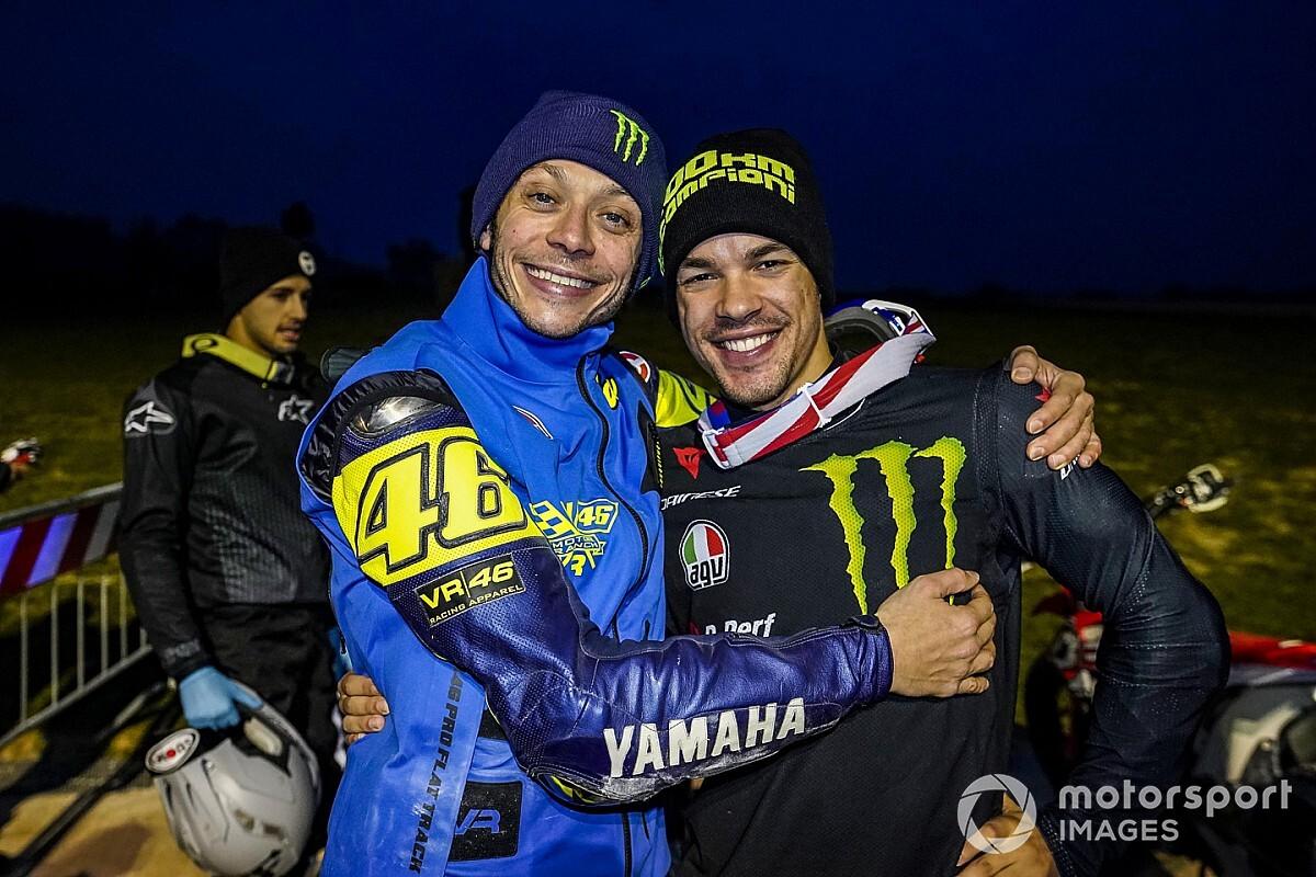 Rossi prediksi Morbidelli akan menyulitkan
