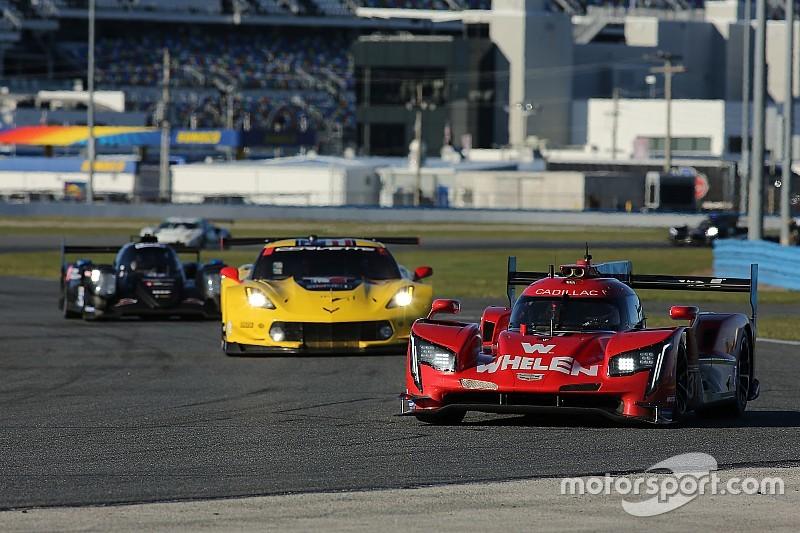 Los coches y pilotos rivales de Alonso, García, Molina y Riberas en Daytona