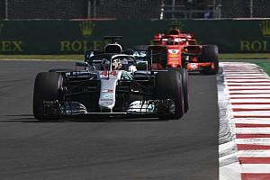 Mercedes: Hamilton rallentato da un surriscaldamento del motore