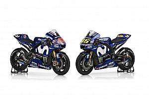 MotoGP Top List GALERÍA: la  Yamaha de MotoGP para 2018