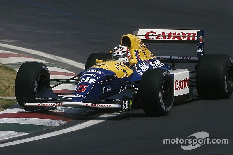 GALERÍA: Todos los autos de F1 de Williams desde 1978
