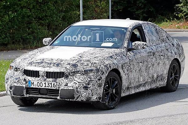 OTOMOBİL Son dakika Yeni BMW 3 serisinin gösterge paneli görüntülendi
