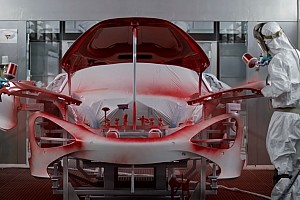 Automotive Breaking news Ever wonder how McLarens are built?