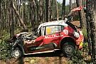 WRC Nach Crash: Meeke und Citroen singen Loblied auf WRC-Sicherheit