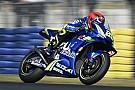 """MotoGP Iannone baalt van crash: """"Had weer op podium moeten staan"""""""