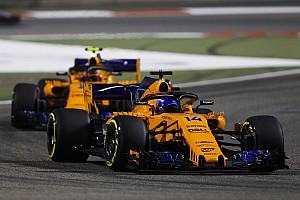 Forma-1 Elemzés Túl sokat fogyaszt a McLaren, Alonsónak ügyeskednie kellett, hogy biztosan célba érjen