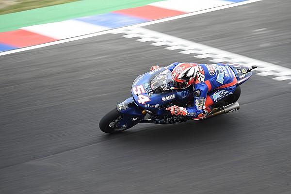 Moto2 Race report Moto2 Argentina: Pasini rebut kemenangan kedua