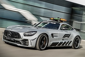 Fotogallery: ecco la Mercedes-AMG GT R, Safety Car 2018 di F.1