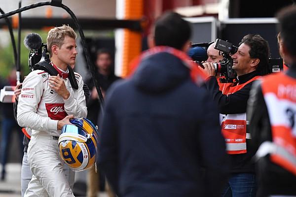 Formula 1 Intervista Ericsson: