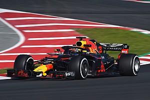 F1 测试报告 第二轮季前测试第二日:里卡多创造赛道纪录,莱科宁带病试车