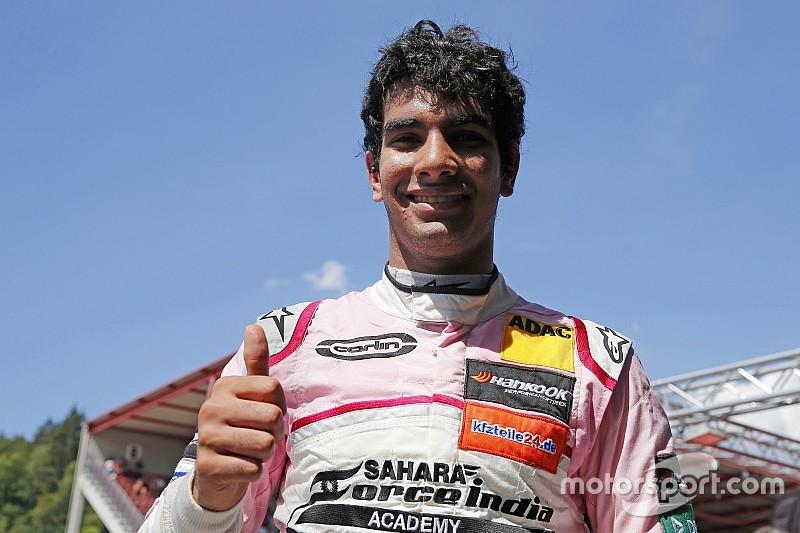 Daruvala met MP Motorsport in GP3-finale Abu Dhabi