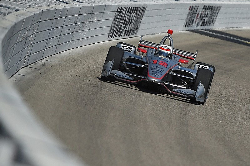 Power: IndyCar has got downforce levels right at Iowa