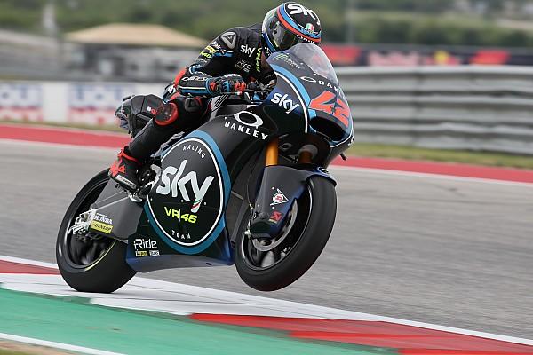 Moto2 Austin: Bagnaia siegt vor Marquez - Drama für Schrötter
