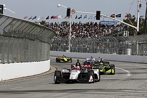 IndyCar Breaking news Rahal optimistic for Barber, apologetic over Long Beach clash