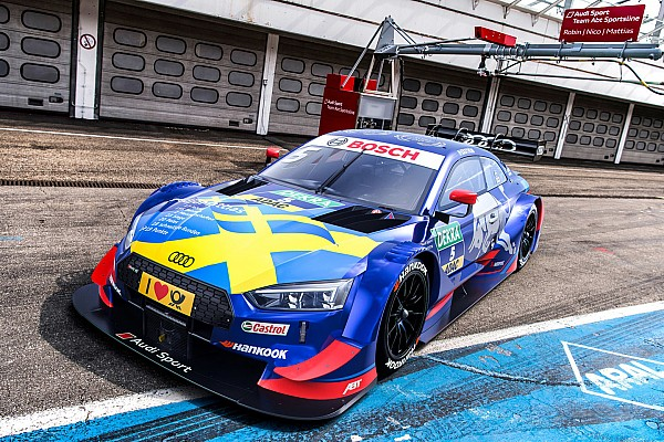 Ekstrom to make one-off farewell DTM start