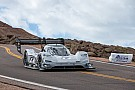 Hillclimb The electrifying story of VW's Pikes Peak assault