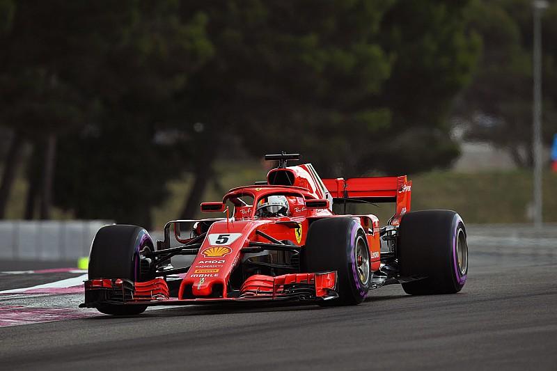 Vettel gibt nach Quali-Rutschern zu: