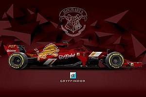 F1 Top List Más rápidos que la Nimbus 2000: cómo serían los autos de F1 en Hogwarts